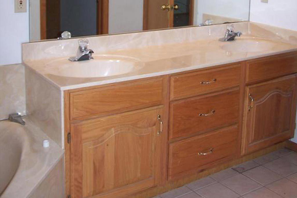 Before Master Bath